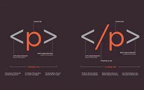 پاراگراف در HTML جلسه پنجم