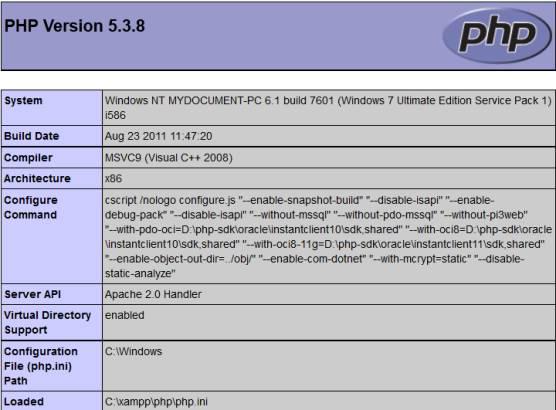 نصب PHP در ویندوز نصب PHP در ویندوز جلسه دوم نصب PHP در ویندوز جلسه دوم php 1