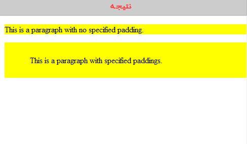 CSS Padding CSS Padding CSS Padding Capture 11