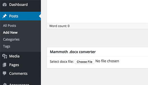 انتقال مطالب از ورد به وردپرس انتقال مطالب از ورد به وردپرس انتقال مطالب از ورد به وردپرس docxconverter