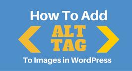 بهینه سازی تگ تصاویر با عنوان نوشته ها