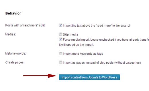 روش انتقال جوملا به وردپرس روش انتقال جوملا به وردپرس روش انتقال جوملا به وردپرس import joomla wordpress